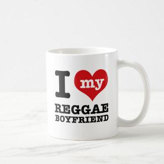 Caneca De Café Engrenagem da dança da reggae