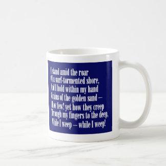 Caneca De Café Entre o rugido