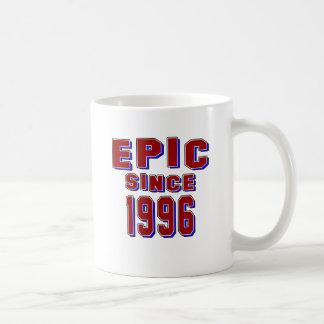 Caneca De Café Epopeia desde 1996