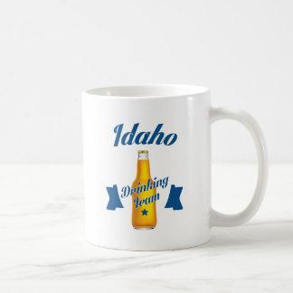 Caneca De Café Equipe do bebendo de Idaho