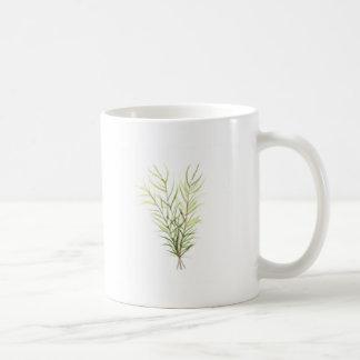 Caneca De Café Ervas de Rosemary