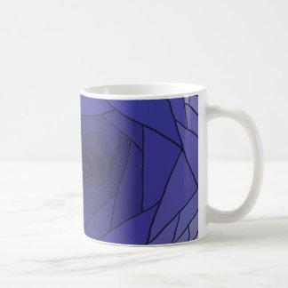 Caneca De Café Escorpião geométrica