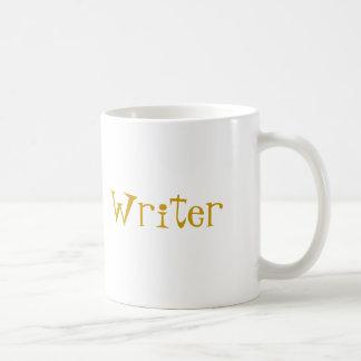 Caneca De Café Escritor
