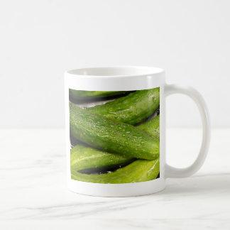 Caneca De Café esfrie como o pepino de A