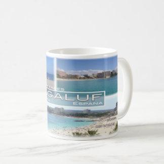 Caneca De Café Espanha - Balearic Island - Majorca - Mallorca -