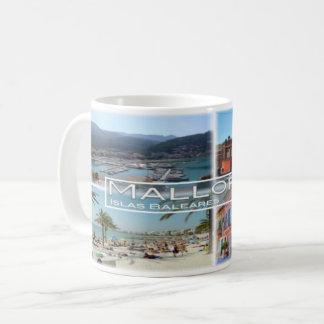 Caneca De Café Espanha - Espana - Balearic Island - Majorca -