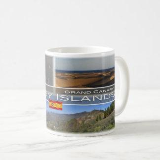 Caneca De Café Espanha - Espana - Gran Canaria - Ilhas Canárias -