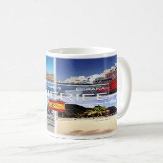 Caneca De Café Espanha - Espana - Ilhas Canárias -