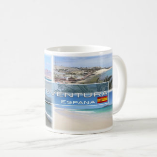 Caneca De Café Espanha - Espana - Ilhas Canárias - Canarias -