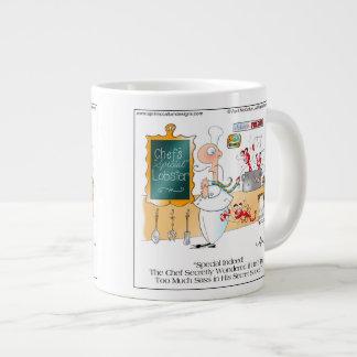 Caneca de café ESPECIAL dos desenhos animados do