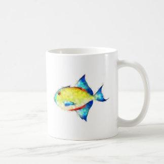 Caneca De Café Esperimentoza - peixe lindo