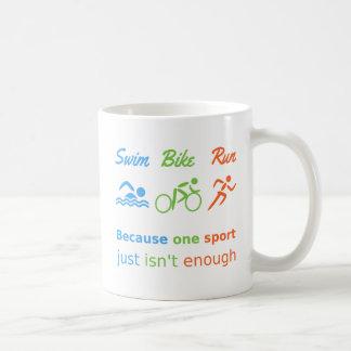 Caneca De Café Esportes personalizados citações do funcionamento