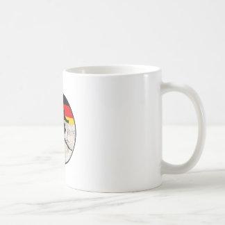 Caneca De Café Esqui Alemanha