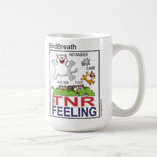 Caneca De Café Esse sentimento de TNR