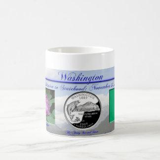 Caneca De Café Estado de Washington comemorativo