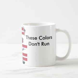 Caneca De Café Estas cores não funcionam