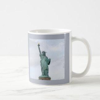 Caneca De Café Estátua da liberdade