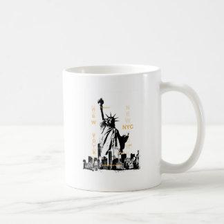 Caneca De Café Estátua da liberdade de Ny Nyc da Nova Iorque