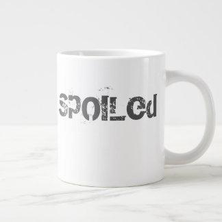 Caneca de café estragada