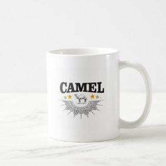 Caneca De Café estrelas do camelo