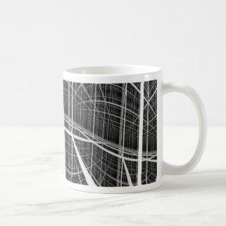 Caneca De Café estrutura cúbica