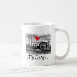 Caneca De Café Eu amo Adelaide