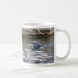CANECA DE CAFÉ EU AMO GOLFINHOS NO FLORIDA FECHO…