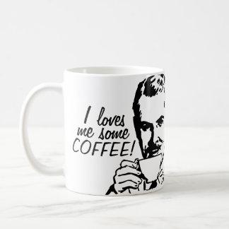 Caneca De Café Eu amo-me algum café