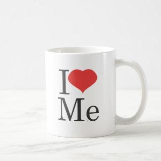 Caneca De Café eu amo-me meu