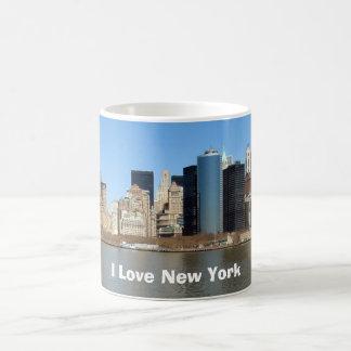 Caneca De Café Eu amo New York