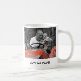 Caneca De Café eu amo pop