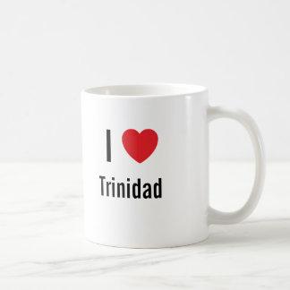 Caneca De Café Eu amo Trinidad