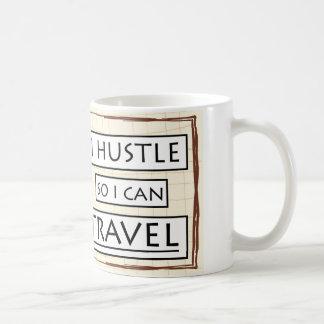 Caneca De Café eu apresso assim que eu posso viajar