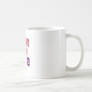 Caneca De Café Eu conduzo como Ziva