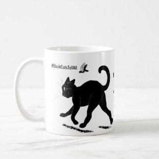 Caneca De Café Eu gosto de meus gatos e de meu preto do café