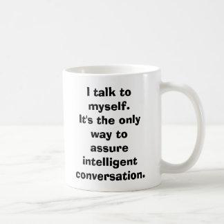 Caneca De Café Eu mim mesmofalo-