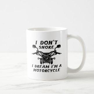 Caneca De Café Eu não ressono