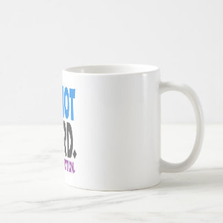 Caneca De Café Eu não sou estranho, mim sou edição limitada