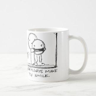 Caneca De Café Eu posso fazer-lhe o copo do sorriso