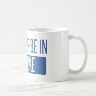 Caneca De Café Eu preferencialmente estaria em colinas de
