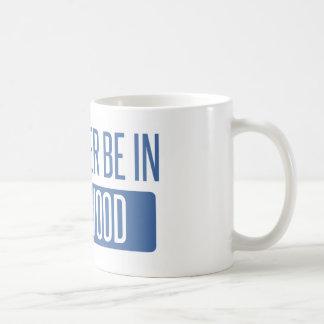 Caneca De Café Eu preferencialmente estaria em Lakewood CA