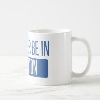 Caneca De Café Eu preferencialmente estaria em Littleton