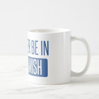 Caneca De Café Eu preferencialmente estaria em Sammamish