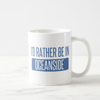 Caneca De Café Eu preferencialmente estaria no perto do oceano
