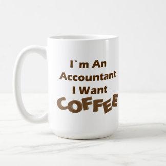 Caneca De Café Eu quero o café