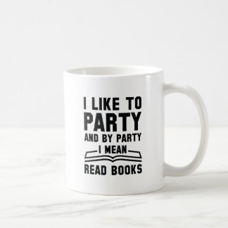 Caneca De Café Eu significo livros lidos
