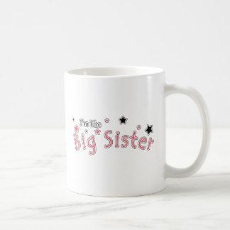Caneca De Café Eu sou a irmã mais velha