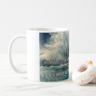 Caneca De Café Eu sou a tempestade