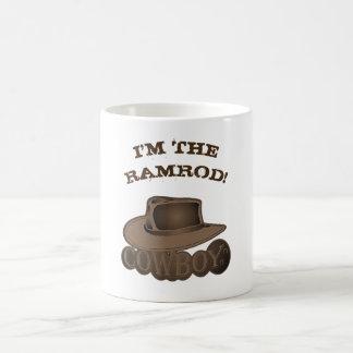 Caneca De Café Eu sou o Ramrod 3 Ver.2