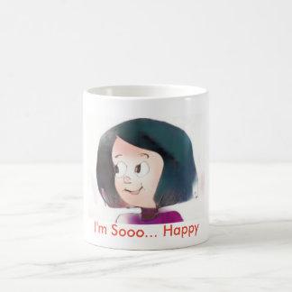 Caneca De Café Eu sou Sooo… Copo feliz